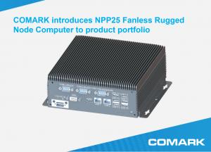comark fanless rugged node computer